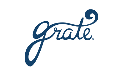 Grate Pizza Mac & More Logo